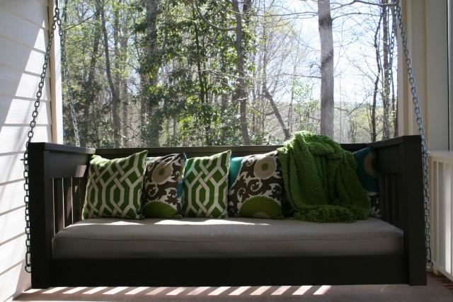 Hanging Porch Swing Plans Free