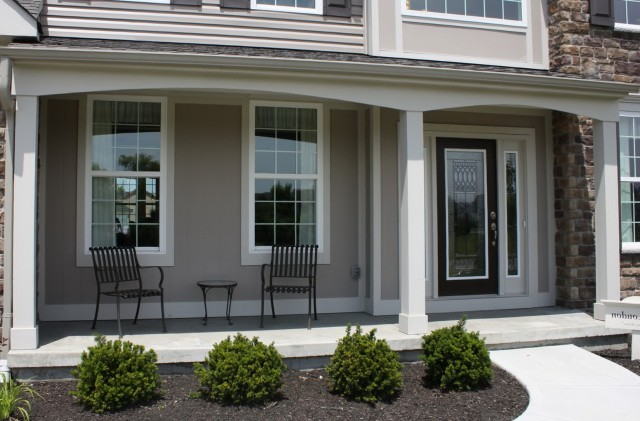 Homes Front Porch Designs