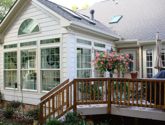 House Plans With Screened Porches And Sunrooms