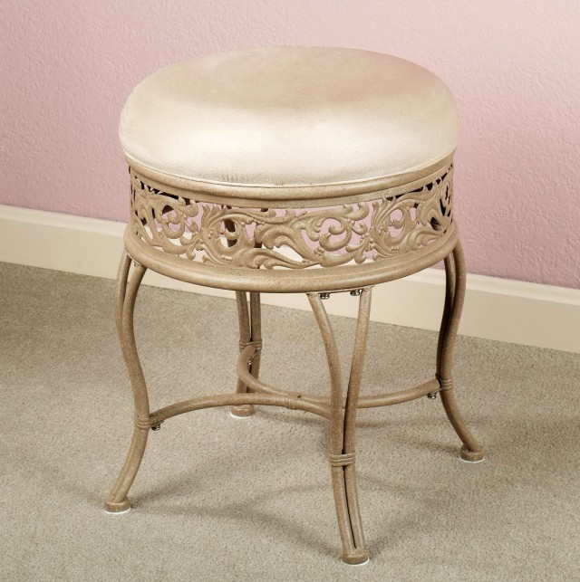 How To Build A Vanity Stool