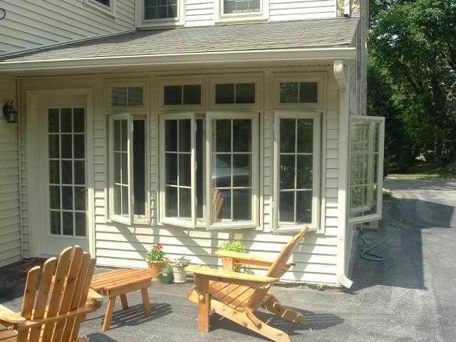 How To Enclose A Porch With Windows