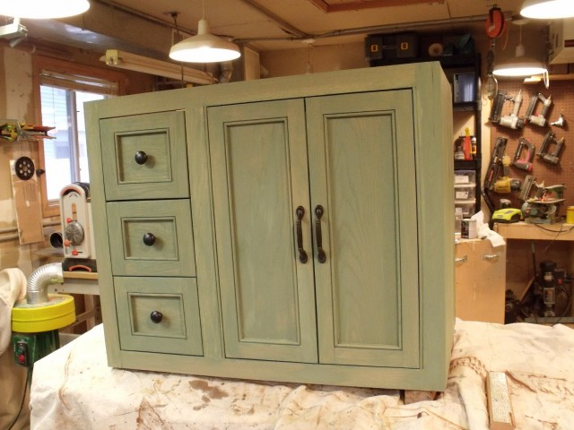 How To Install A Bathroom Vanity Cabinet