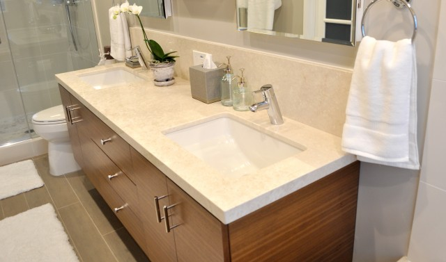 How To Install A Floating Vanity