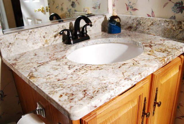 How To Install A Vanity Top