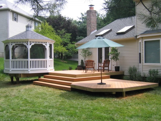 Ideas For Porches And Decks