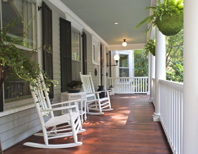 Ideas For Porches In The Front