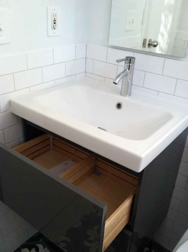 Ikea Bath Vanity Top
