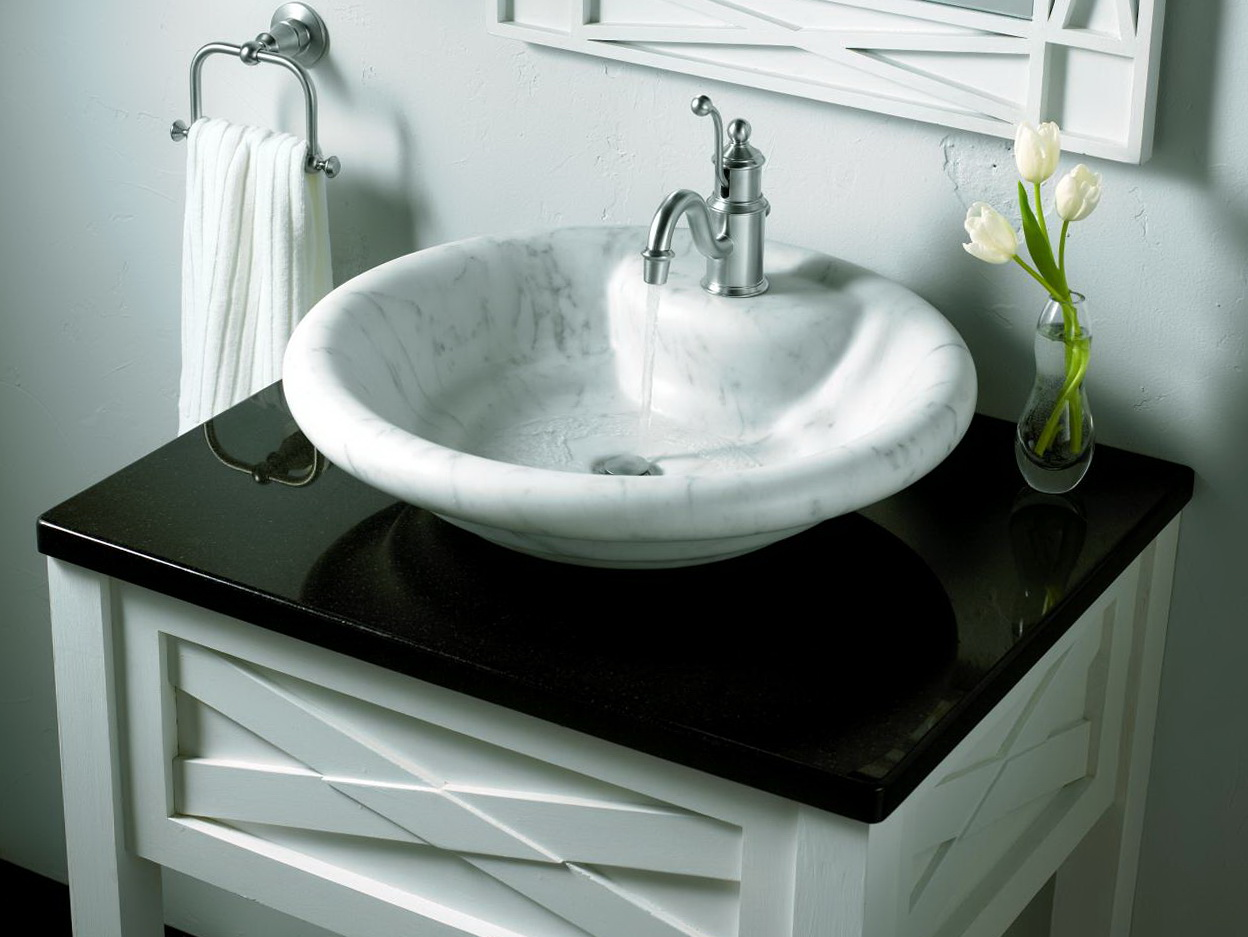 Kohler Kathryn Traditional Bathroom Vanity