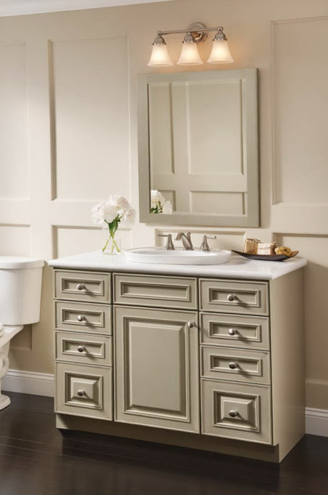 Kraftmaid Bathroom Vanities At Lowes