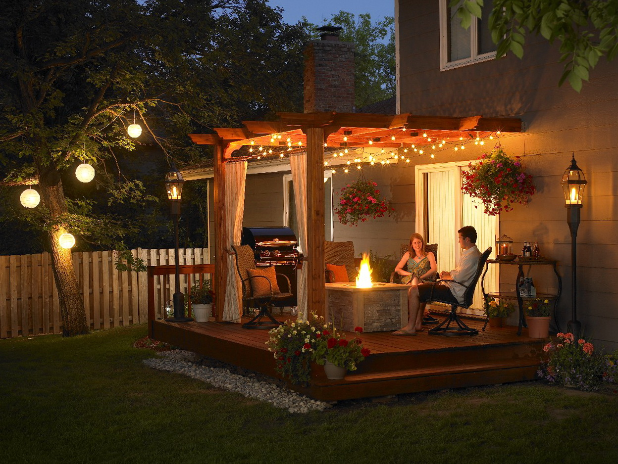 Lighting Ideas For Porches