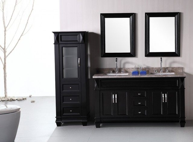 Lowes Double Vanity For Bathroom