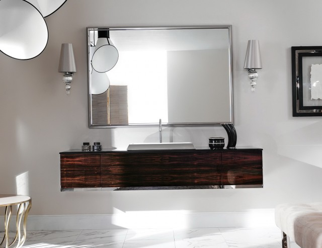 Luxury Bathroom Vanities Cabinets