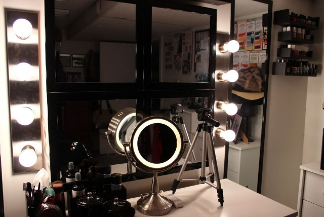 Makeup Vanity Lights Plug In