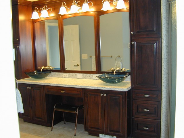Master Bathroom Vanities Ideas