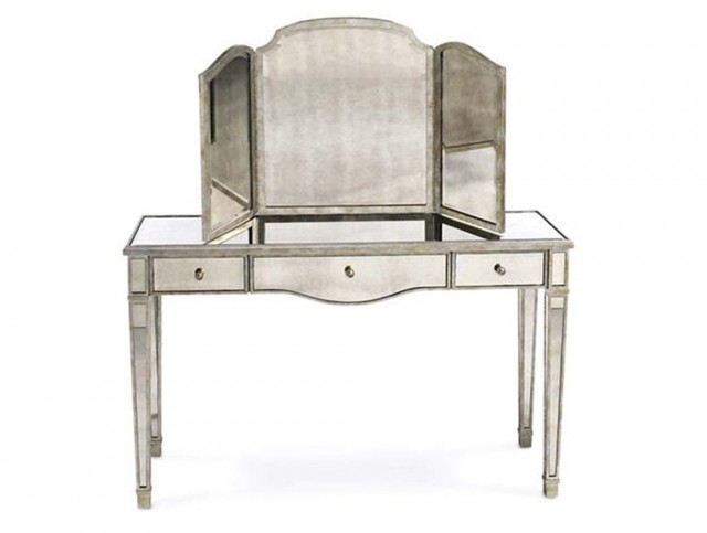 Mirrored Bedroom Vanity Sale