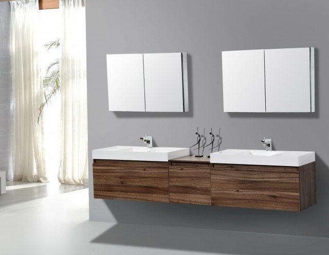 Modern Bath Vanity Cabinet