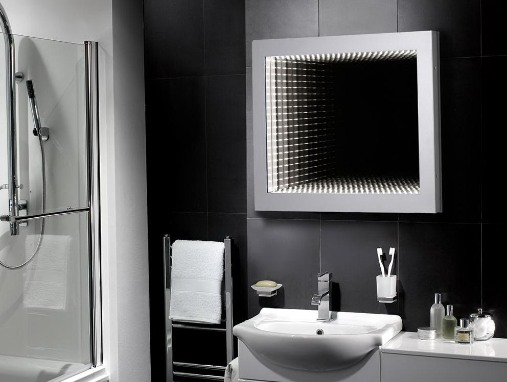 Modern Vanity Mirrors For Bathroom