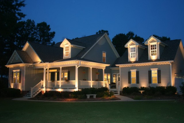 Outdoor Lighting Ideas Front Porch