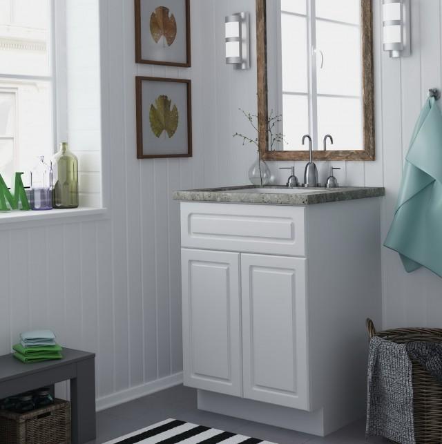 Overstock Bathroom Vanity Cabinet
