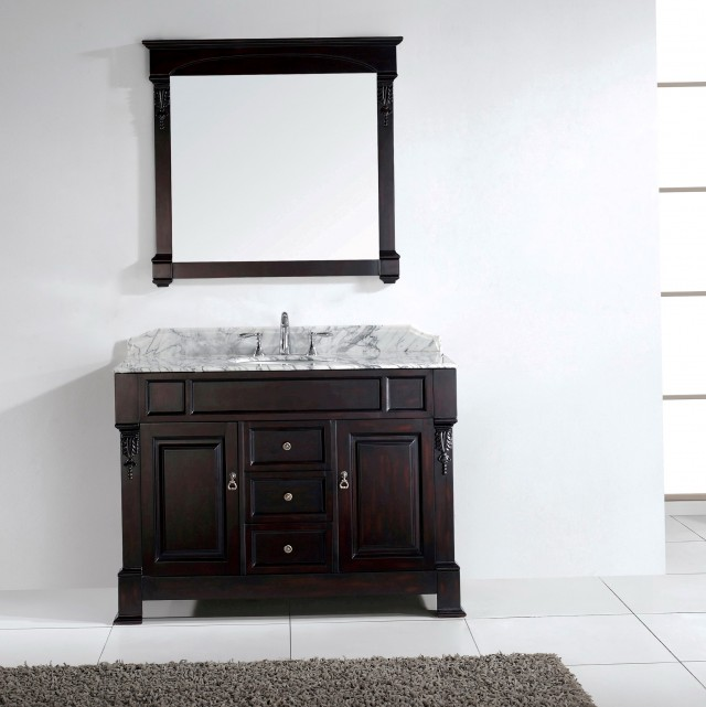 Overstock Bathroom Vanity Set