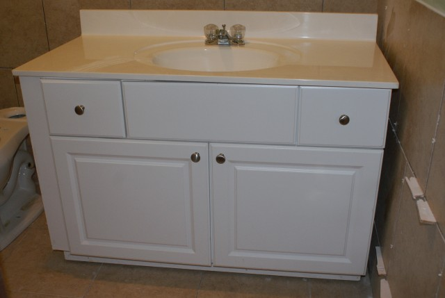 Painting A Bathroom Vanity Top