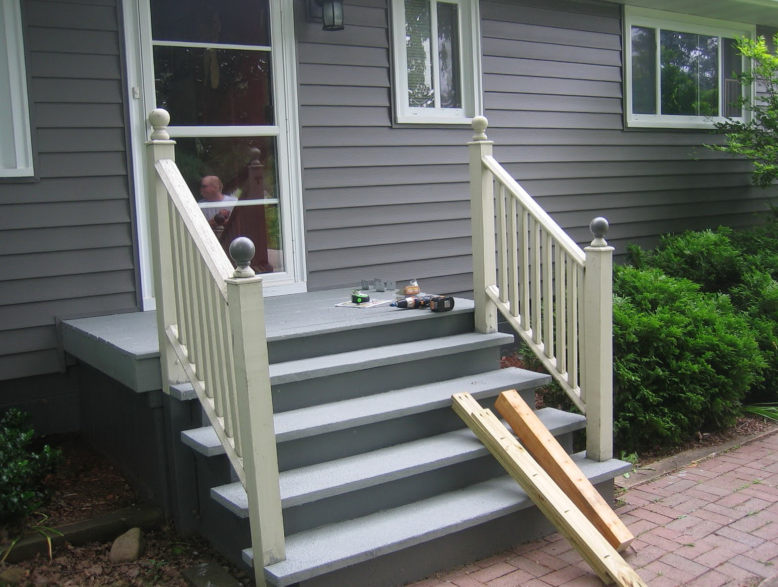Parts Of A Front Porch