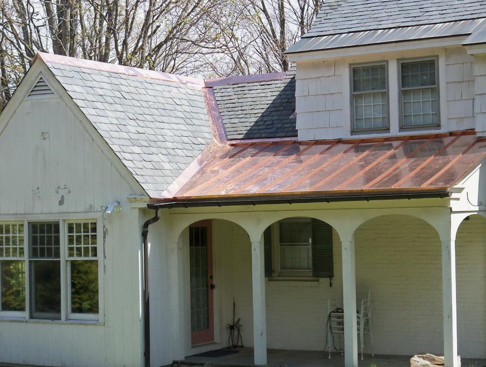 Parts Of A Porch Roof