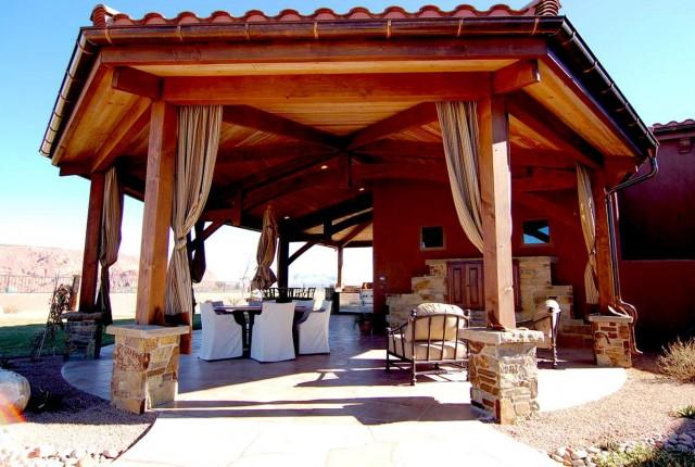 Pics Of Back Porches