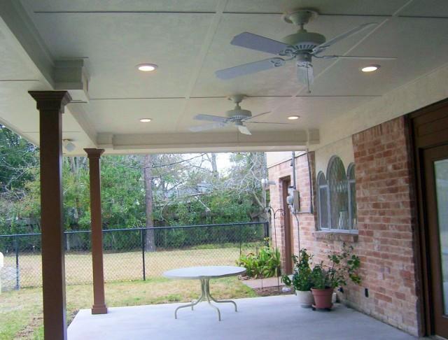 Porch Ceiling Lighting Ideas