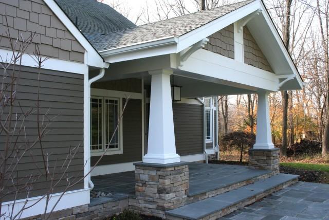Porch Column Wrap Kits