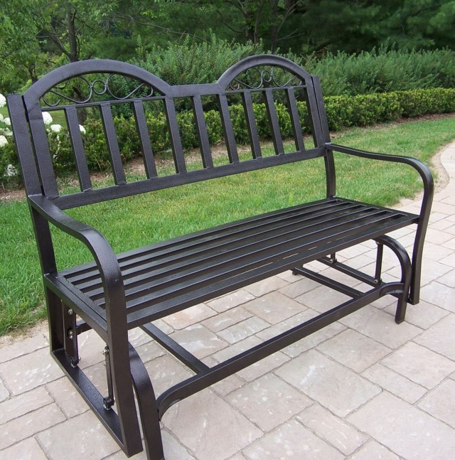 Porch Glider Bench