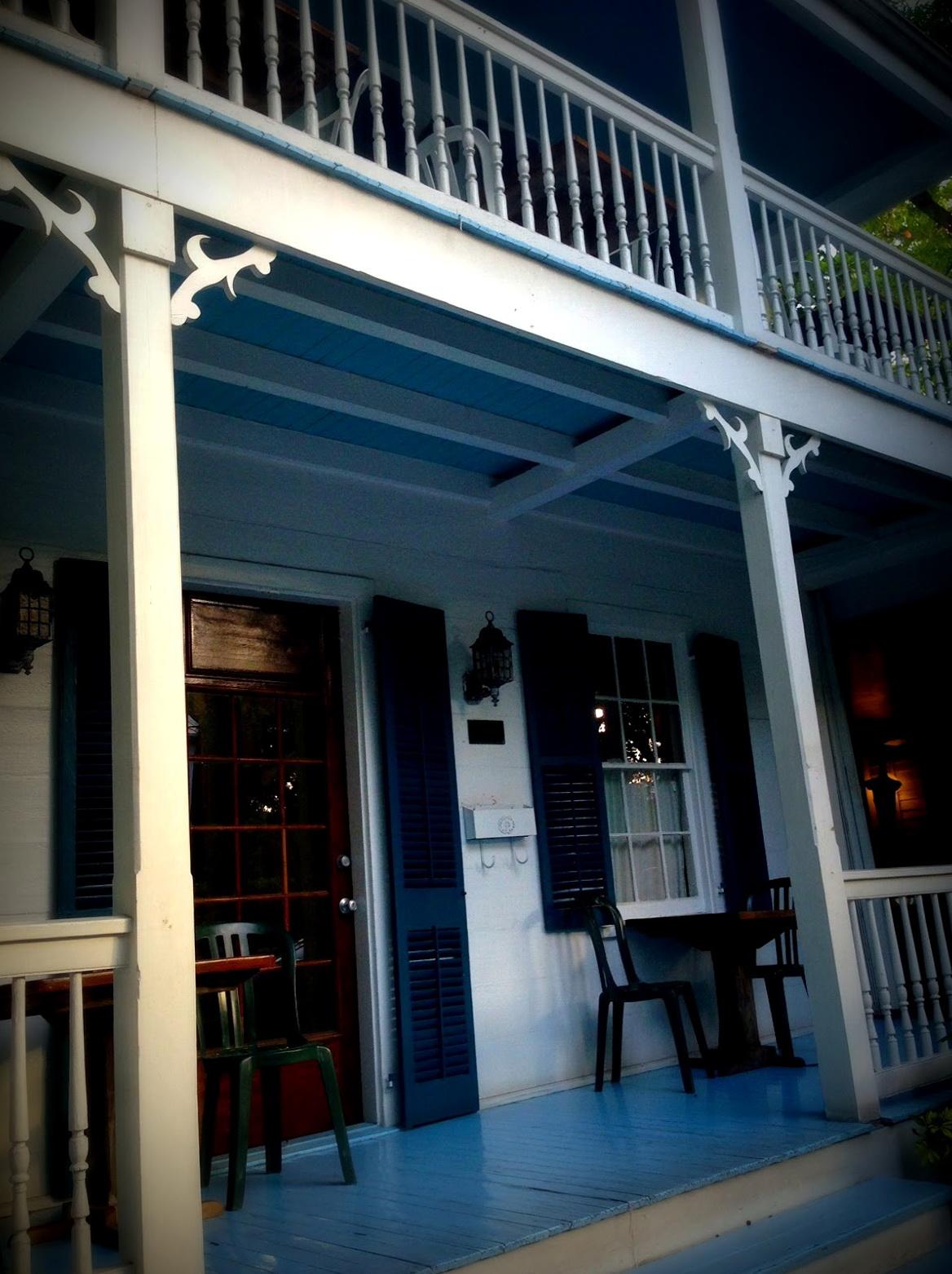 Porch Key West