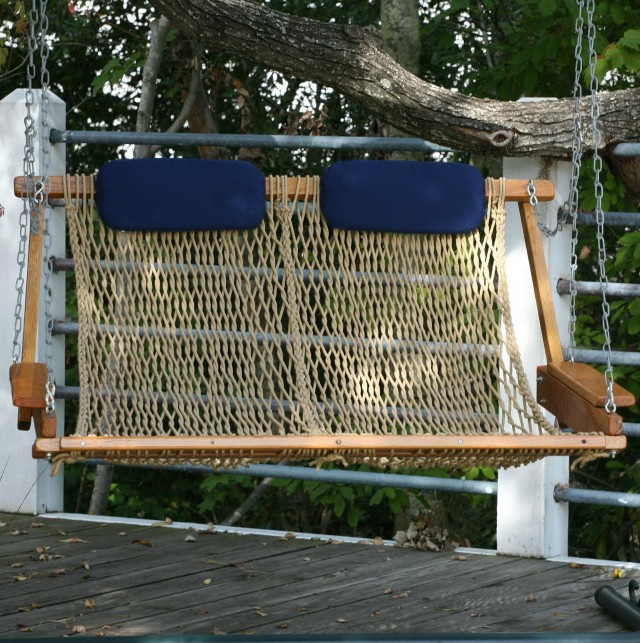Porch Swing Rope Hanging Kit
