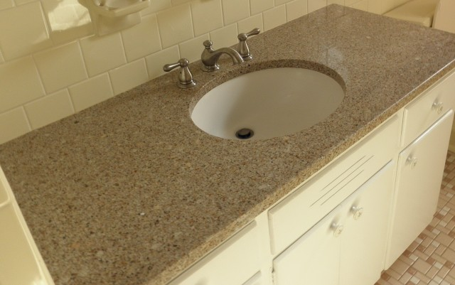 Quartz Bathroom Vanity Tops