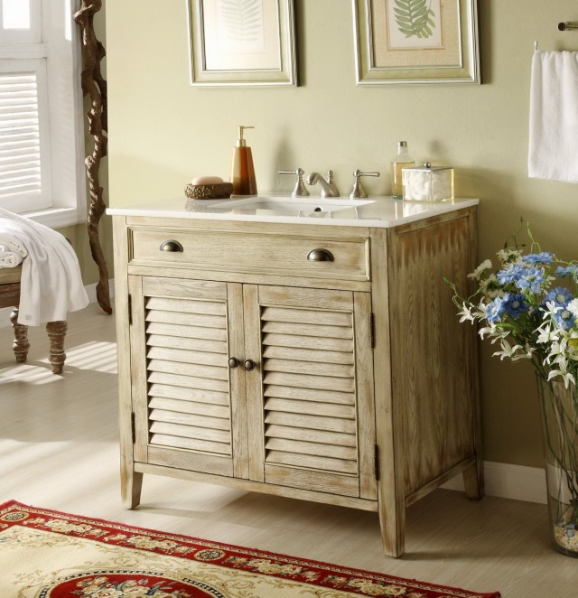 Restoration Hardware Vanities On Sale