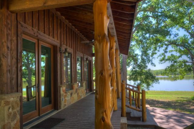 Rustic Front Porch Ideas
