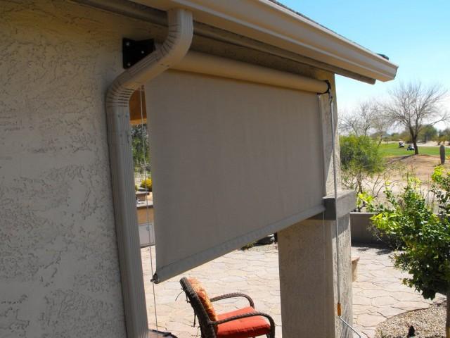 Screen Porch Blinds For Rain