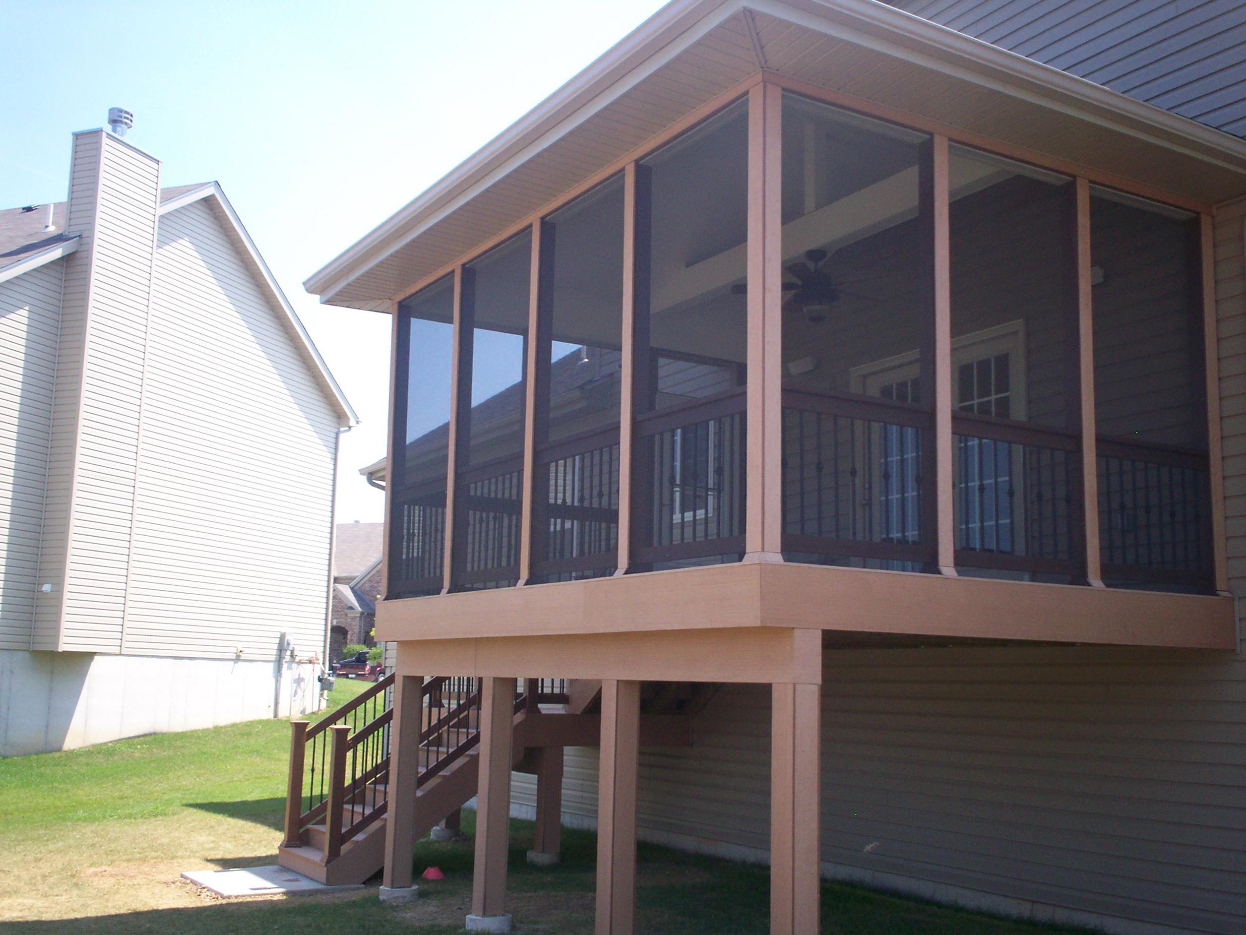 Screen Porch Design Ideas