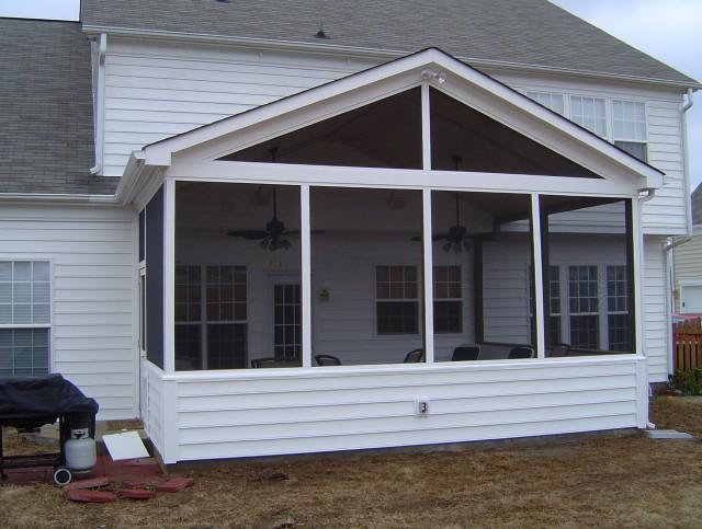Screen Porch Material Estimator