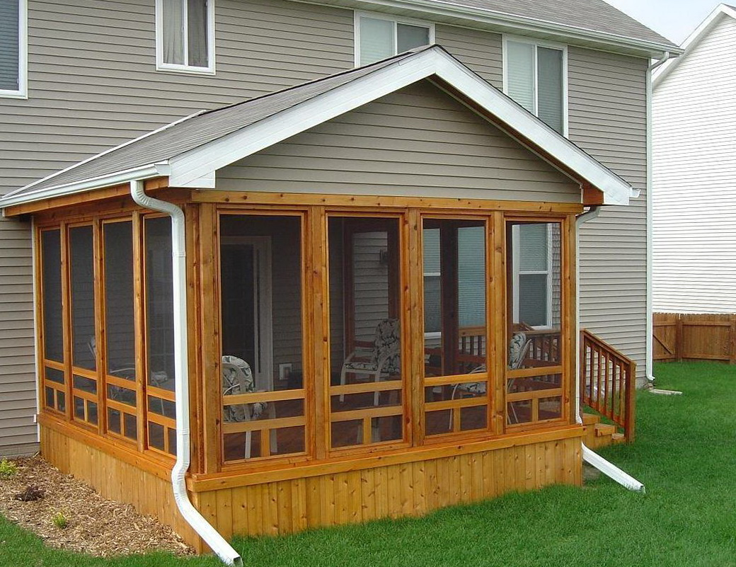 Screened In Porch Kits Lowes