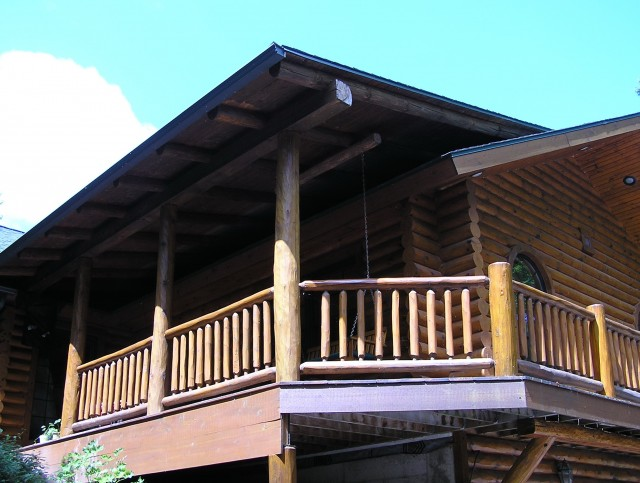 Shed Roof Front Porch