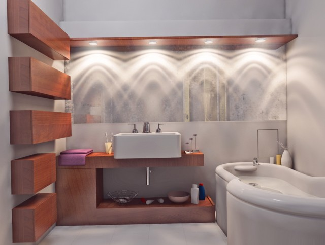 Small Bathroom Vanity Lighting Ideas