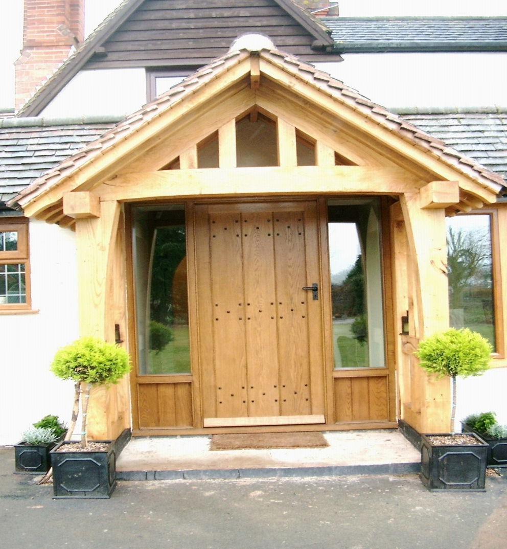 Small Porch Designs Uk
