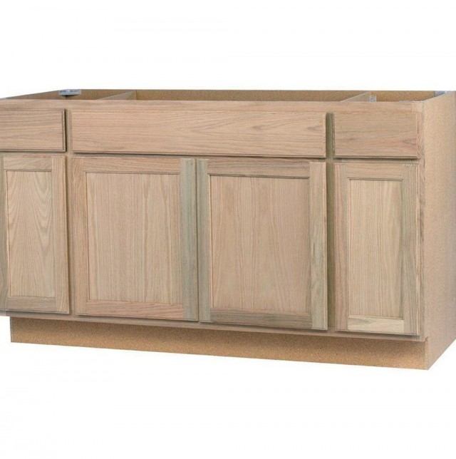 Solid Wood Vanity Cabinet