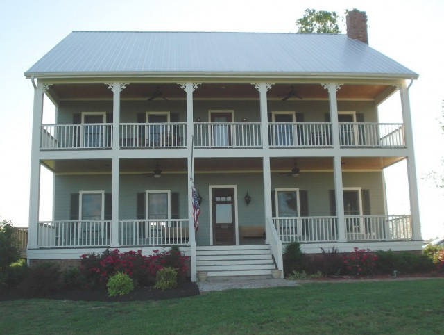 Southern Front Porch House Plans