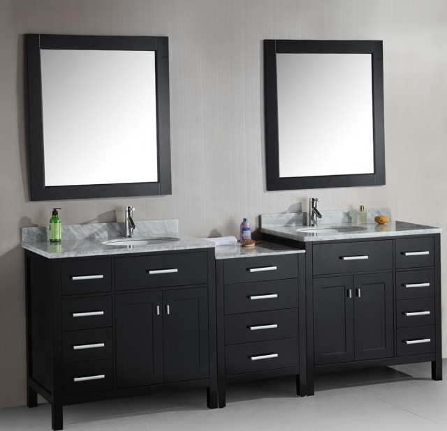 Standard Bathroom Vanity Height And Depth