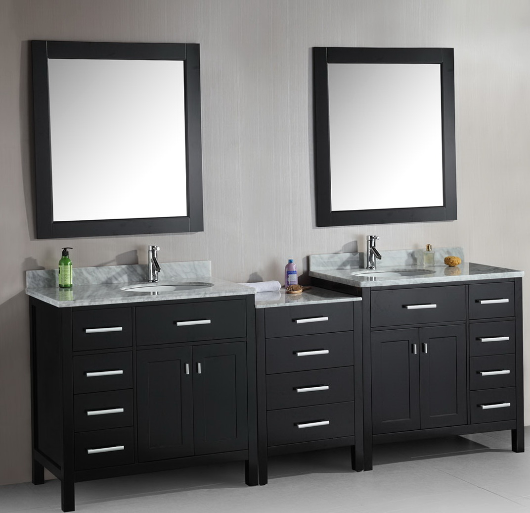 Standard Bathroom Vanity Height And Depth