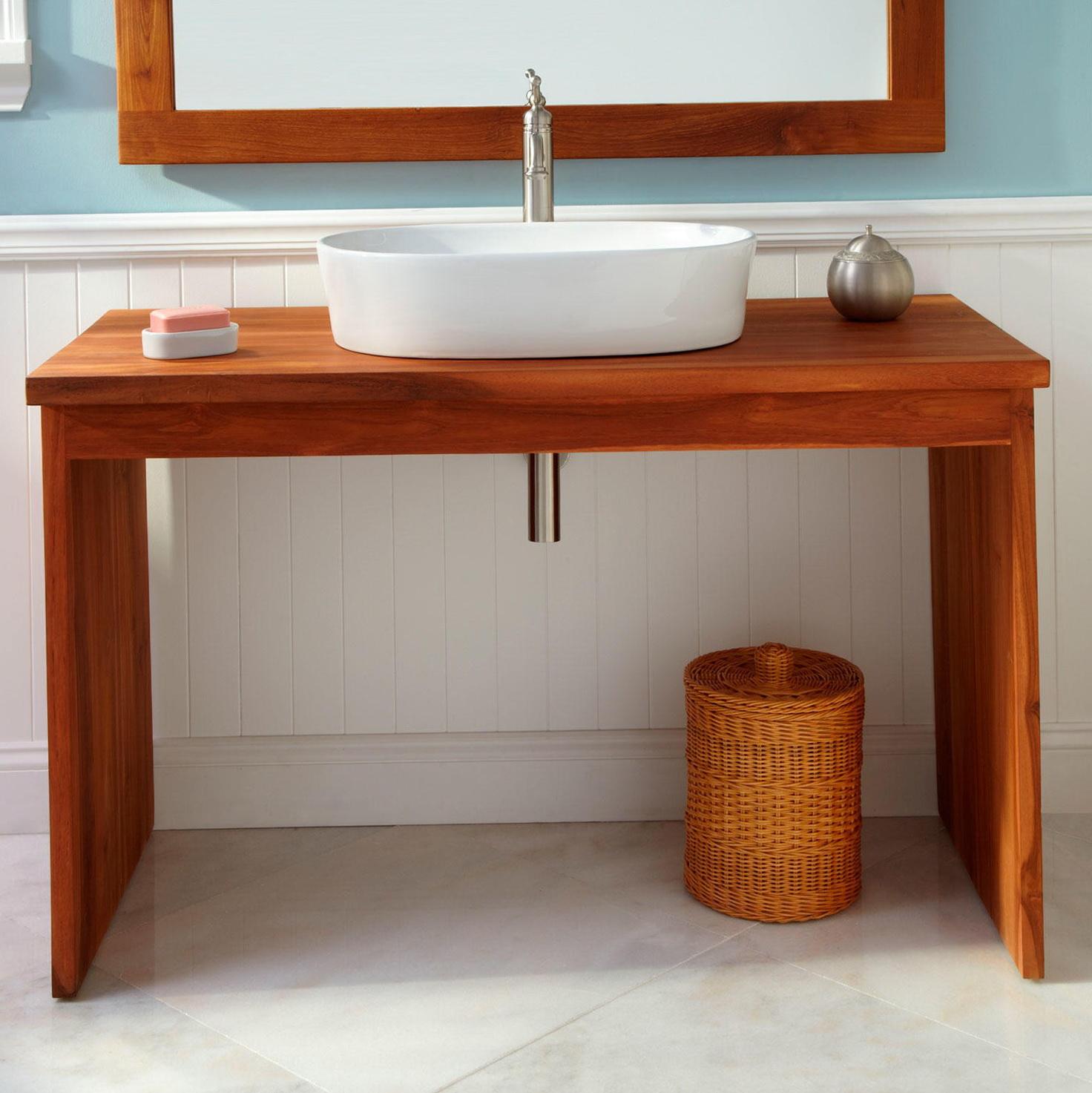 Teak Bathroom Vanity Australia