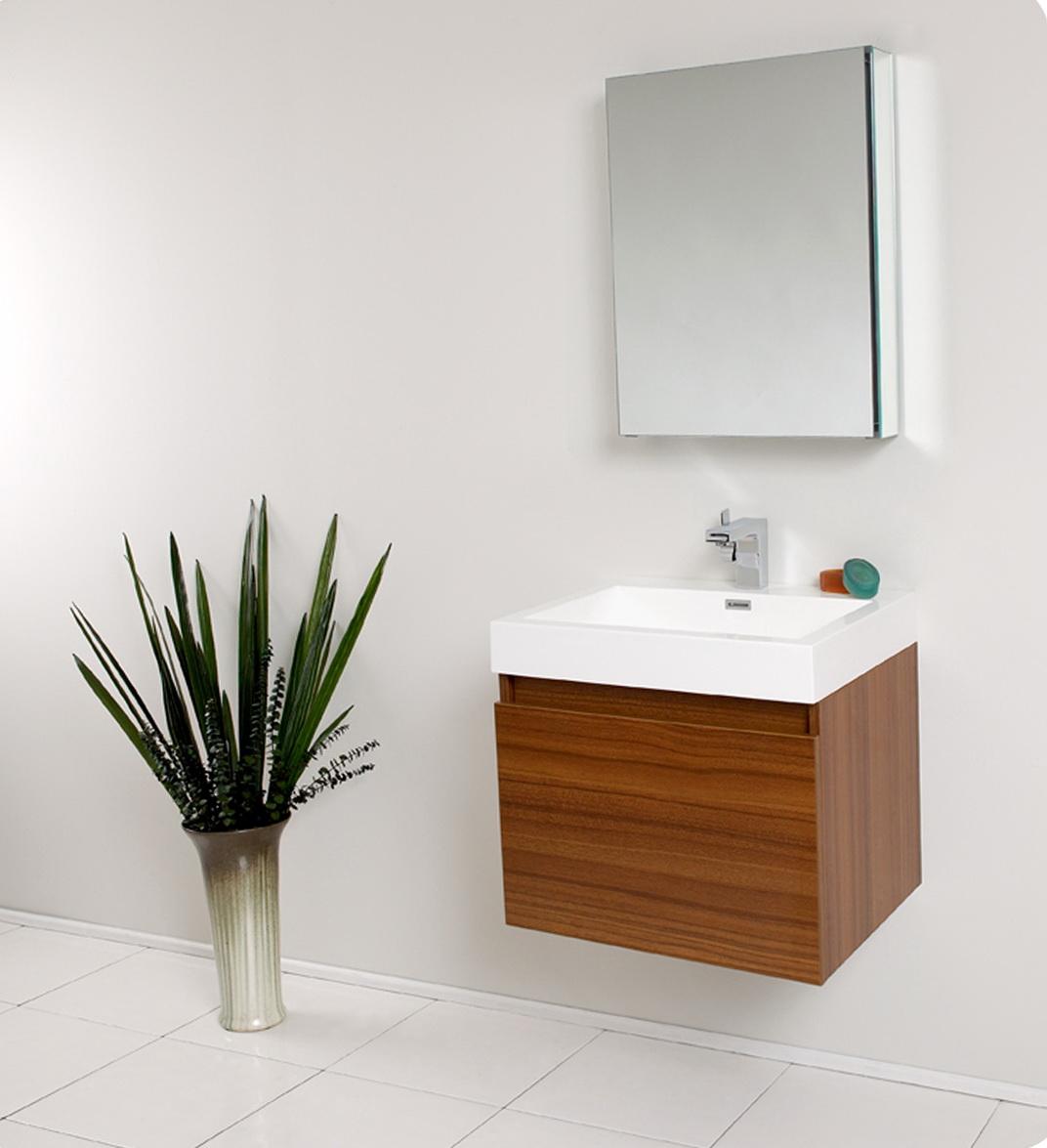 Teak Bathroom Vanity Cabinets