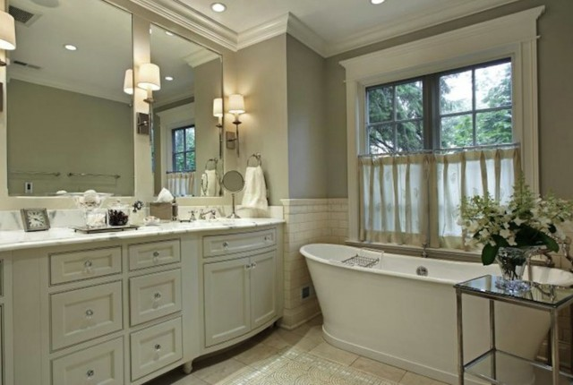 Traditional Bathroom Vanities With Tops